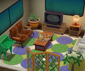 animal crossing, acnl, and decor image