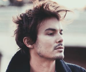 tyler blackburn, cute, and actor image