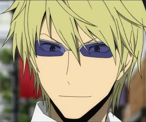 anime, heiwajima shizuo, and anime boy image