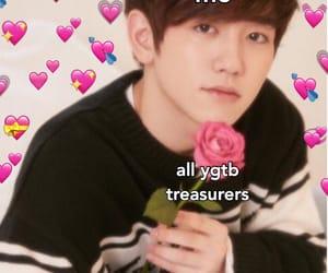heart, hearts, and kpop image