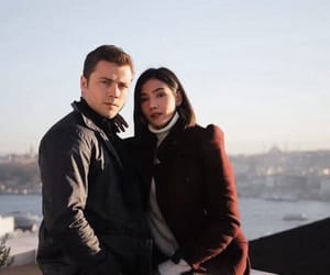cool, couple, and istanbul image