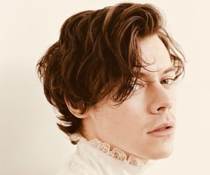 white, harrystyles, and harry image