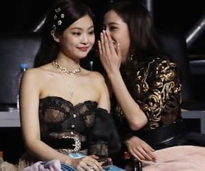 kpop, kim jisoo, and nini image
