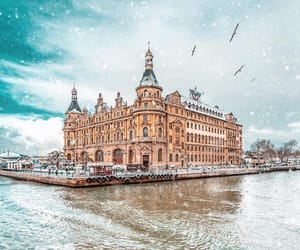 istanbul, turkey, and winter image
