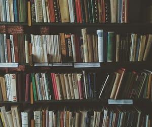 books, tumblr, and love image
