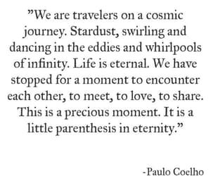journey, life, and quotes image