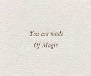 quotes, magic, and text image