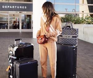 blogger, chloe bag, and dior image