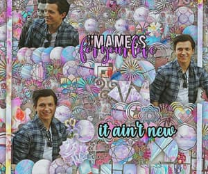 edit, superimpose, and tomholland image