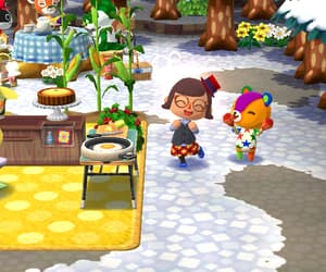 animal crossing, nintendo, and stitches image