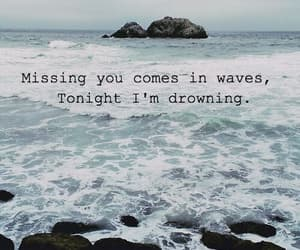 drown, memories, and missing image