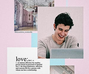 blue, screensaver, and shawn image