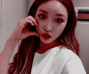 kpop and chungha image