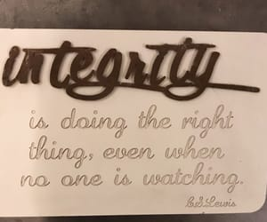 quotes and integrity image