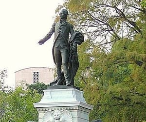 statue, washington, and district of columbia image