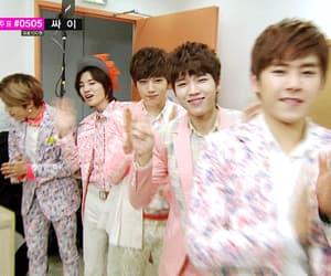 boys, hoya, and myungsoo image