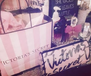 shopping, vs, and victoria's secret pink image