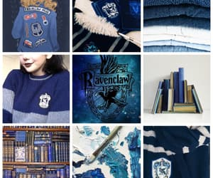 ae, harrypotter, and ravenclaw image