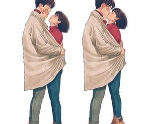 love, couple, and zipcy image