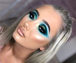 art, face, and make-up image