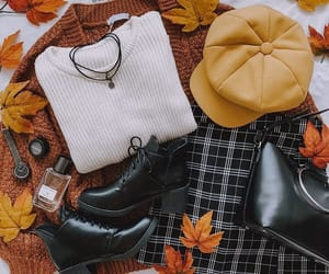 autumn, fashion, and goals image