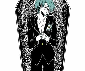 anime, happy tree friends, and coffin image