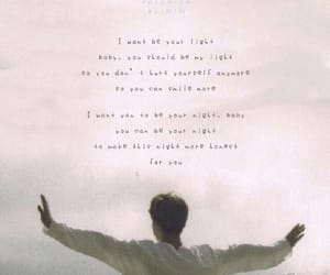 Lyrics, promise, and song image