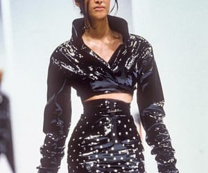 90's, model, and Christy Turlington image