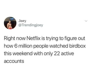 birdbox, movies, and series image