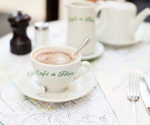 coffee, inspiration, and paris image