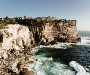 landscape, nature, and sea image