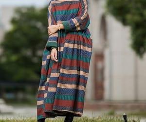 etsy, plus velvet dress, and cotton winter dress image