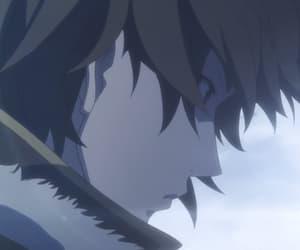 gif, anime boy, and tate no yuusha image