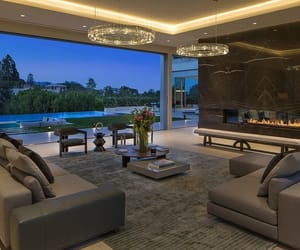 interior, luxury, and view image