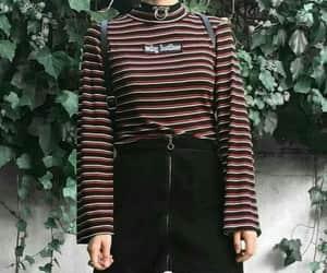 aesthetics, fashion, and grunge image