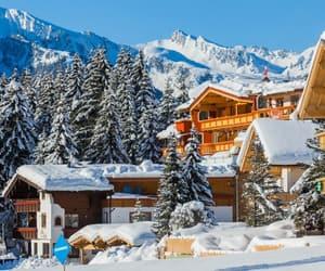 adventure, austria, and mountains image