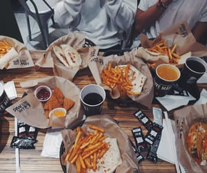 chips, food, and tumbrl image
