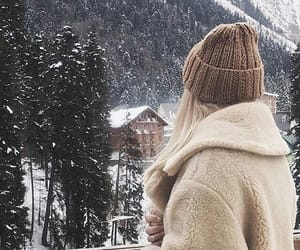 beautiful, girl, and holidays image
