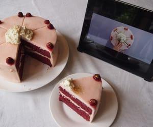 aesthetic, food, and ice cream cake image