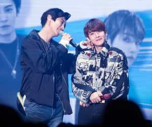 exo, chanbaek, and kpop image