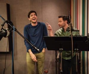 comedians, john mulaney, and nick kroll image