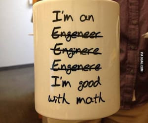 math, engineer, and funny image