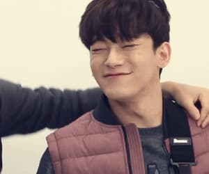 Chen, cutie, and handsome image