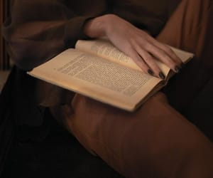 book and brown image