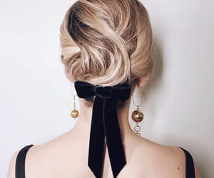 hair, lucy hale, and bow image