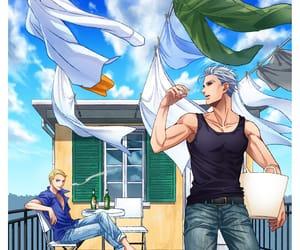 Boys Love, calm, and anime boy image