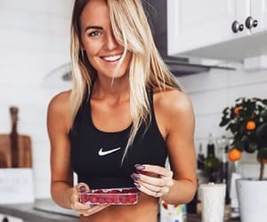 fit, food, and fitness image
