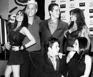 RBD and rebelde image