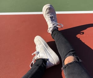 aesthetic, tennis, and air force image