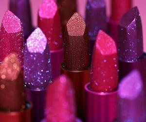 labios, lips, and maquillaje image
